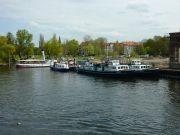 Saisonerörffnung des Vereins `Historischer Hafen Brandenburg e.V.`in Brandenburg